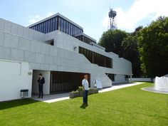Museum of Modern Art Aalborg by Alvar Aalto