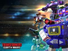 Transformers: Earth Wars Mobile Phone And Tablet Wallpapers - Decepticons - Transformer World 2005 - TFW2005.COM