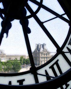 Paris d Orsay Clock