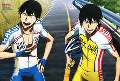 Arakita & Imaizumi Yowamushi No Pedal, Prince Of Stride Alternative, Anime Watch, Anime Love, Manga Anime, Image, Anime Stuff, Drawing Reference, Random Stuff
