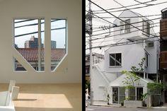 Tokyo Apartment : la maison par Sou Fujimoto |DozoDomo