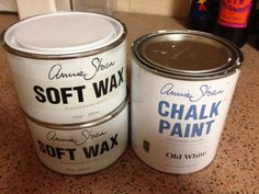 Anne Sloan Chalk Paint and DIY Wall Decor