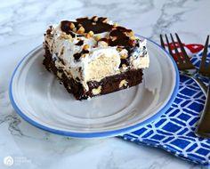 Peanut Butter Layered Dessert Recipe