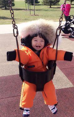 ... Baby Canada Goose kensington parka replica discounts - Cooler weather = cooler jackets #Otter #Jacket ...