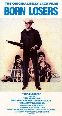 I remember standing in a line wrapped around the theater to see BILLY JACK