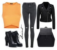 Untitled #552 by leximt on Polyvore featuring polyvore, fashion, style, Forever New, Quiz, Zara and clothing