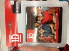 One Direction magnet at Walmart