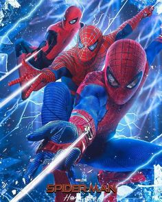 New Spiderman Movie, Spiderman Pictures, Spiderman Art, Amazing Spiderman, Spiderman Poster, Marvel Avengers Movies, Marvel Heroes, Marvel Characters, Marvel Universe