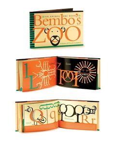 Bembo's Zoo by Roberto De Vicq Cumptich