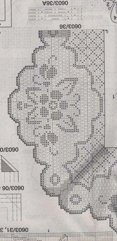 21 Fantastiche Immagini Su Crochet Burda Crochet Doilies Crochet