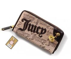 cheap - Cheap Juicy Couture Wallets - Coffee - Wholesale Discount Price    Discount Juicy Couture Wallets Sale, Cheap Juicy Couture Wallets New Arrivals, Original Juicy Couture purses outlet, Wholesale Juicy Couture Wallets store