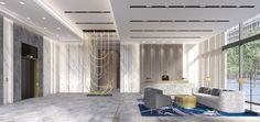 Aquabella - Residential design - II BY IV DESIGN - Render by Aareas Interactive