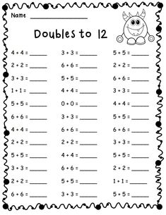 6 Year 2 Maths Worksheets Pdf Kids Worksheets Math For Grade Pdf Free Science Maths Cbse √ Year 2 Maths Worksheets Pdf . Kids Worksheets Math for Grade Pdf Free Science Maths Cbse in Math Worksheets Year 2 Maths Worksheets, Free Printable Math Worksheets, First Grade Worksheets, Addition Worksheets, 1st Grade Math, Addition Activities, Printables, Math Doubles, Science