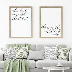 Barnum The Greatest Showman Art Why Don't We Rewrite The Stars Changing The World To Be Ours Printable Wall Art, Digital Prints Quote #quote #printables #printable #instantdownload #couch #livingroom #walldecor #wallart #sign #minimal #minimalist #minimalistdecor #homedecor #diy #sign #affiliate