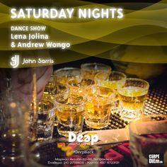 #DeepBlack #SaturdayNights at Deep