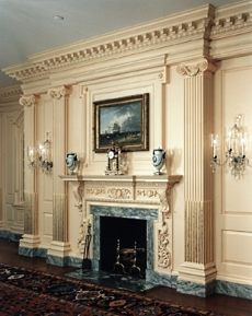 Most current No Cost Fireplace Hearth marble Strategies – Rebel Without Applause Wood Fireplace Surrounds, Fireplace Hearth, Fireplace Design, Fireplaces, Classic Interior, Luxury Interior, Interior Design, My Living Room, Living Room Decor