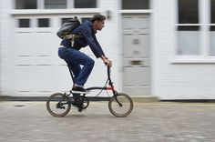 Brompton Bicycle X CHPT3