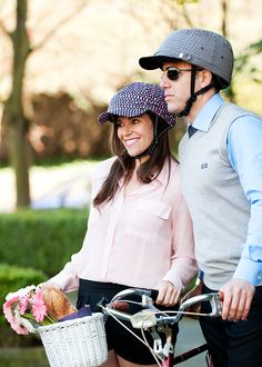 RockiNoggins | Fashion Helmet Covers | Be Safe and Fashionable Cool Bike Helmets, Helmet Covers, Commuter Bike, Bike Parts, Cool Bikes, Healthy Life, Bicycle, Style, Products