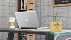 Macbook Pro at Paulean R • Sims 4 Updates