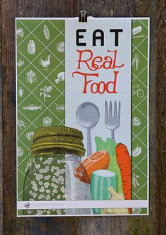 Eat real food!