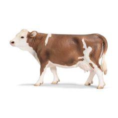 Schleich® Simmental Cow Figure - Tractor Supply Online Store