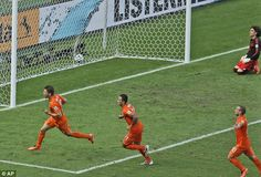 Brasil 2014 – Netherlands v/s Mexico Photos   Football Wallpapers
