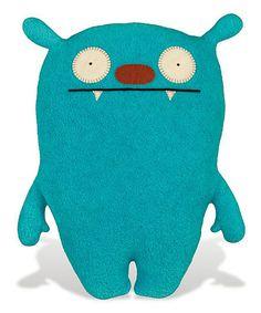 sewing-inspiration-Classic Big Toe Plush Toy
