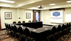 Hotel Meeting Room - Hampton Inn Denver International Airport Hotel