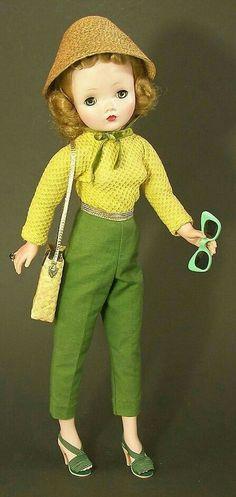 MA Cissy Gardening Shopping 1956