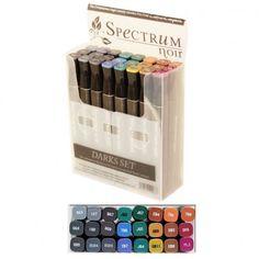 Spectrum Noir - Darks