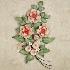 Garden Treasures Metal Wall Sculpture