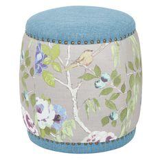 Briana Barrel Ottoman Upholstery: Sky Blue - http://delanico.com/ottomans/briana-barrel-ottoman-upholstery-sky-blue-613099687/