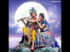 Why did Lord Krishna marry Rukmini, when he was in love with Radha? Radha Krishna Holi, Radha Krishna Love Quotes, Baby Krishna, Cute Krishna, Lord Krishna Images, Radha Krishna Pictures, Krishna Photos, Shree Krishna, Krishna Art