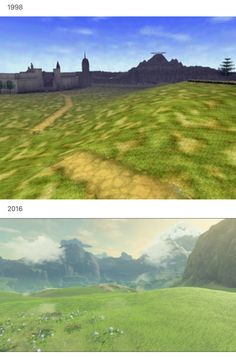 """Just thinking about future Zelda games gives me the shivers. """"Started From The Bottom Now We Here."""""""