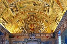 http://www.123rf.com/photo_37080019_ceiling-in-a-corridor-of-the-vatican-museums-rome-italy.html