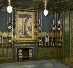 Freer Gallery of Art's Peacock Room
