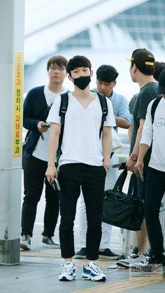 150731: EXO Chen (Kim Jongdae); Incheon Airport to Chengdu Airport #exom…