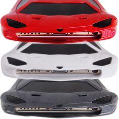 Estuche 3D Carro de Carrera Para Apple iPhone 6 / 6S Caja Funda Protector #UnbrandedGeneric