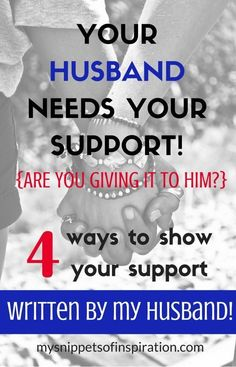This is a MUST READ for those wanting improve your #marriage with simple gestures of #love and support! These thoughts come directly from my #husband!