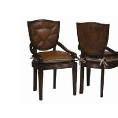 Set of 2 Louis Quinze Arm Chair - GuildMaster Decorize