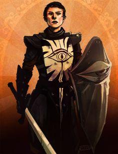 DAI: Cassandra Pentaghast by Vaahlkult
