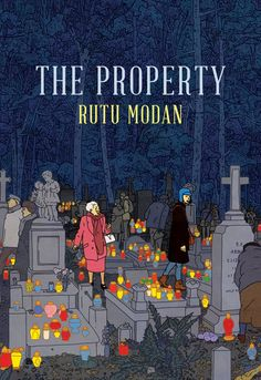 READ THIS COMIC: The Property by Rutu Modan