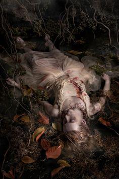 Cemeteries Ghost Graveyards Spirits:  Death.