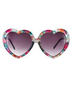 AJ Morgan Heart Throb Sunglasses