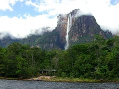 Rio Caroni, Canaima National Park, Venezuela