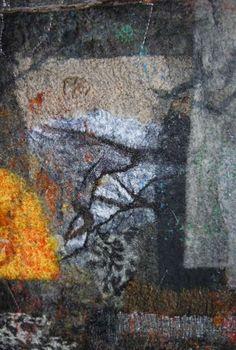 Alison King | Textile Study Group embellished and machine embroidery Textilestudygroup.co.uk