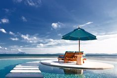 The Naka Island, Phuket. This exclusive boutique resort is surrounded by the emerald Andaman Sea & tropical beaches.