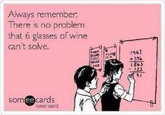 Wine Funnies - #winefixin #cPinks #ecards #cSalmon