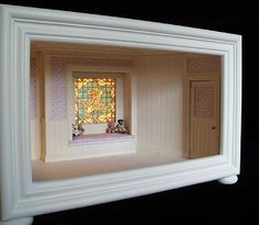 Image result for miniature roomboxes