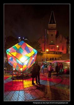 Vivid Syndey: Festival of Lights 2012